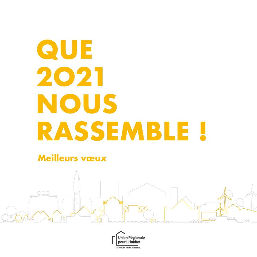 Edito du Président de l'Union Régionale pour l'Habitat Hauts-de-France